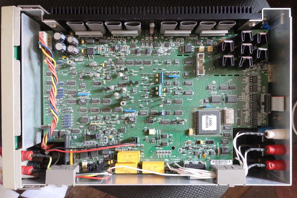 Keithley 2420 SourceMeter Repair